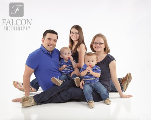 Falcon Photography Family Portrait