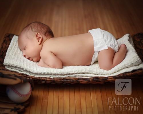 Falcon Photography newborn twins