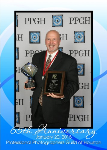 Kevin Falcon with PPGH Awards